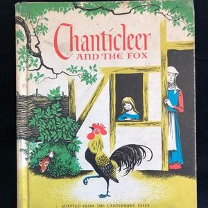 Cooney: Vtg. Chanticleer and the Fox, 1970